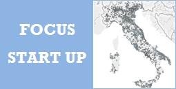 On line la datavisualization delle startup innovative in Italia