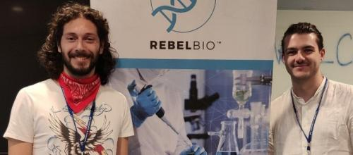 Chemicle accede al programma di accelerazione di Rebelbio (UK)