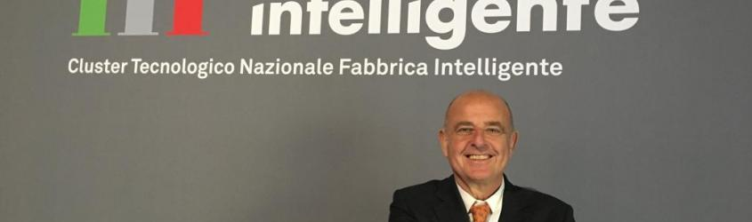 Luca Manuelli, Ansaldo Energia, nuovo Presidente del Cluster Fabbrica Intelligente